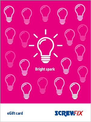 Bright Spark - Pink